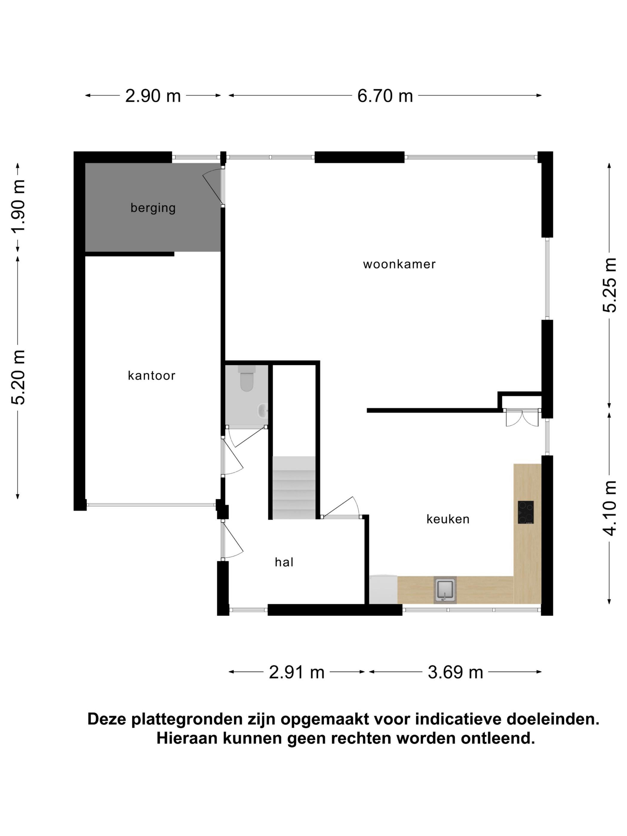 de-jagersherne-3-ijlst-plattegrond-36