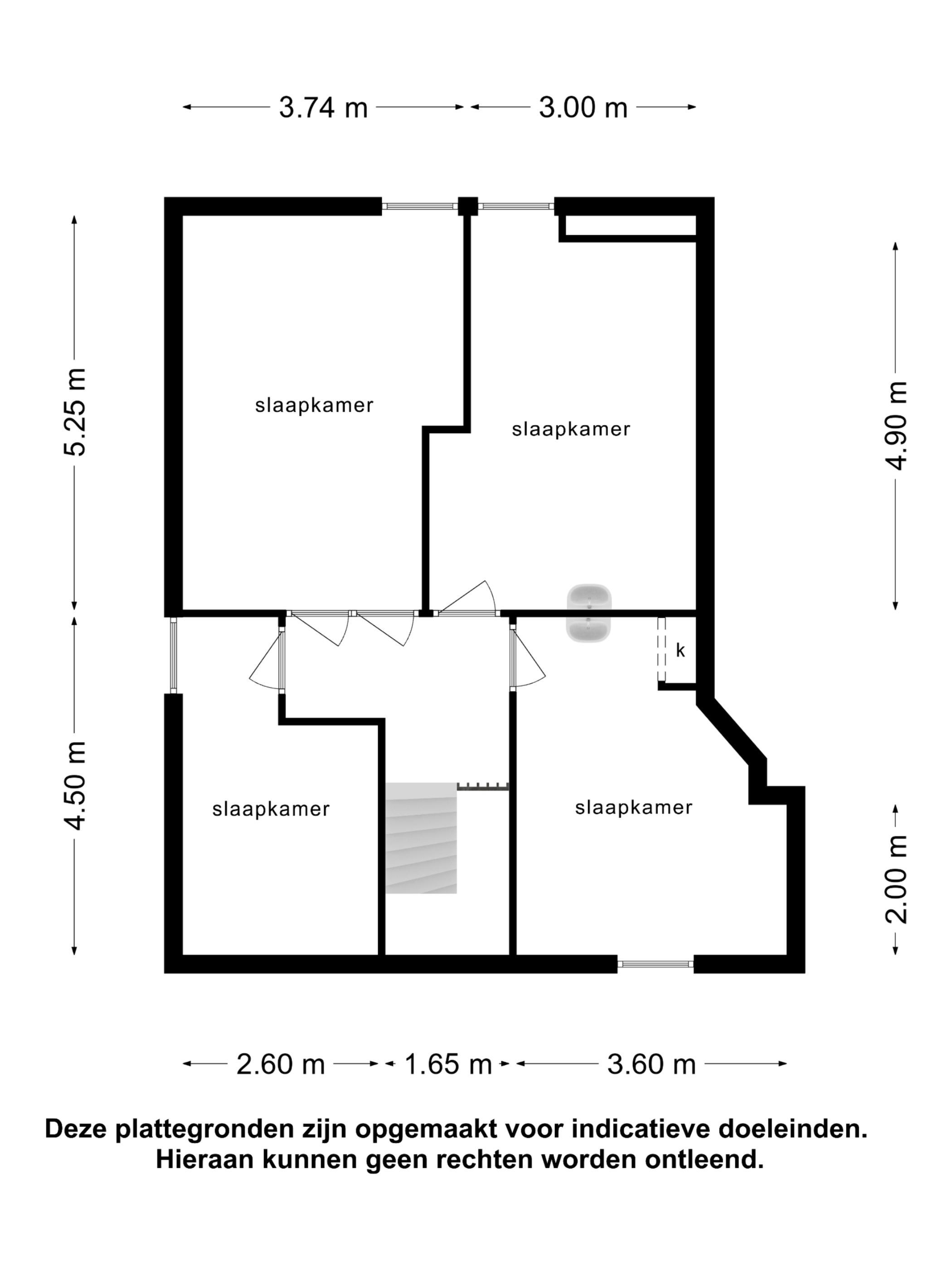 sybebuert-5-oudega-swf-plattegrond-58