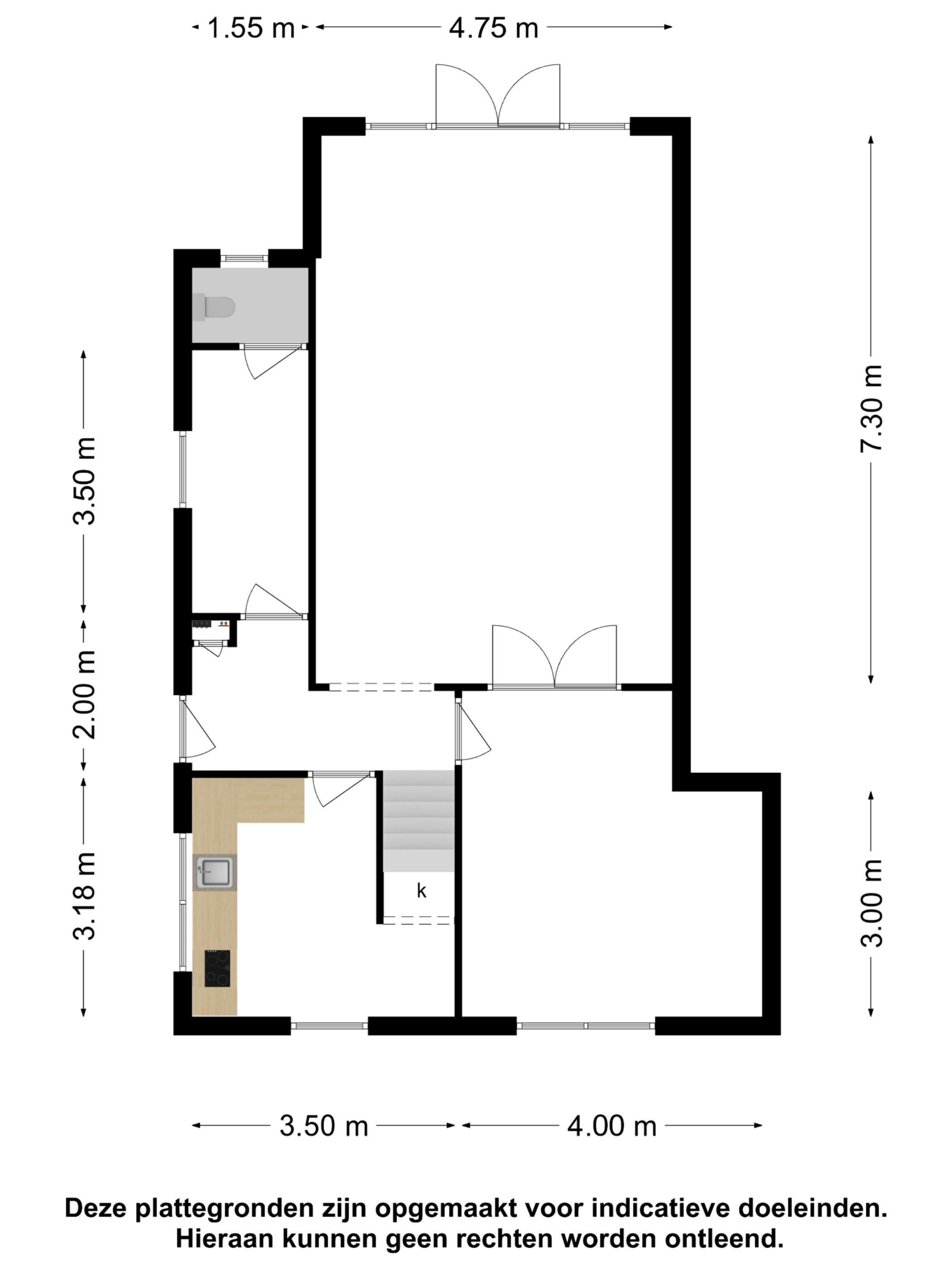 sybebuert-5-oudega-swf-plattegrond-57