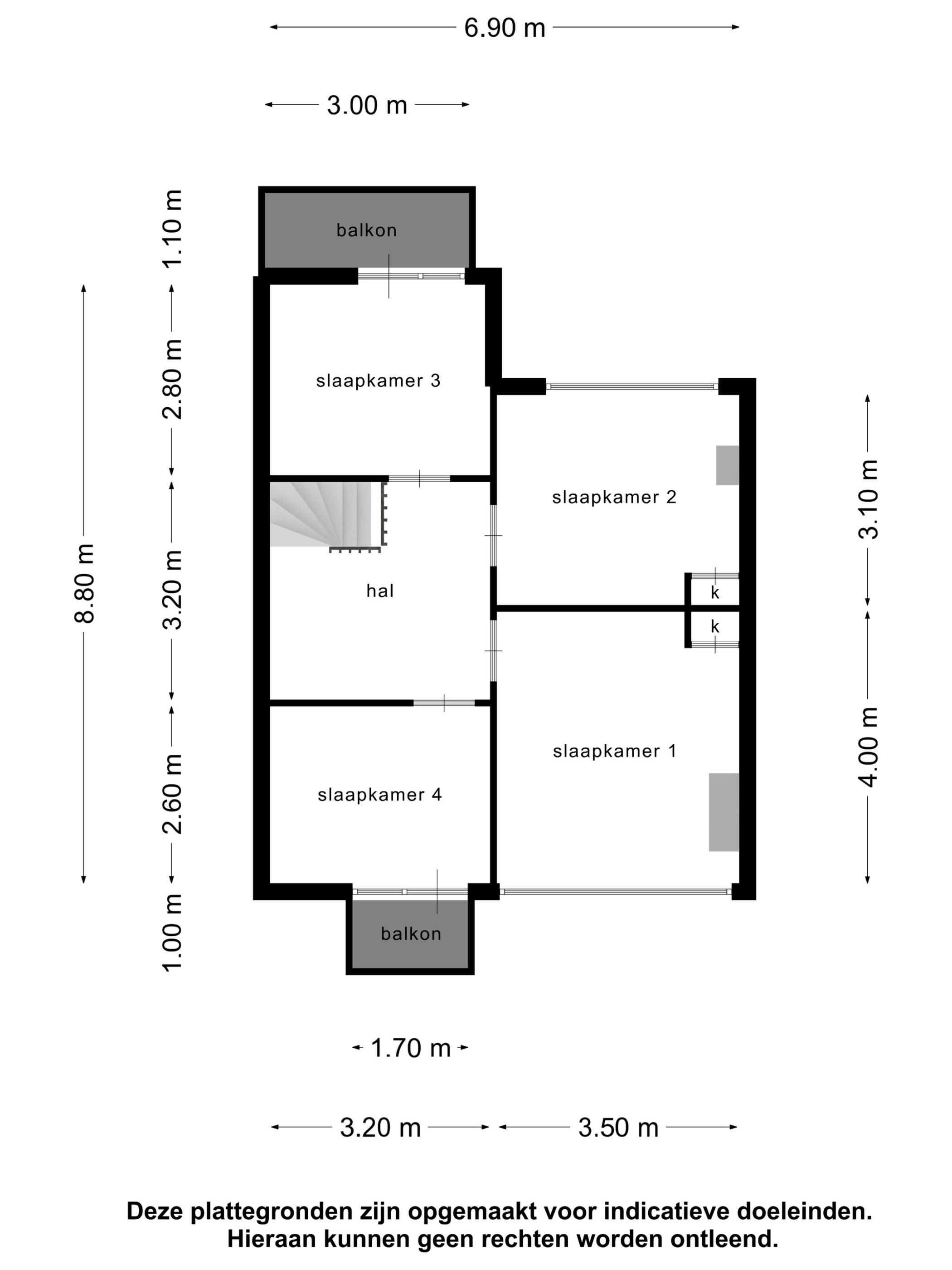 zwettekade-8-sneek-plattegrond-62
